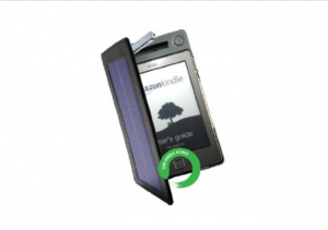 5 Cool Solar Chargers for Kindle