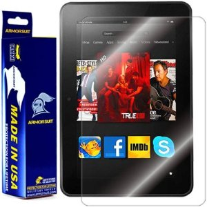 3 Quality Screen Protectors for Kindle Fire HD 8.9″ Tablet