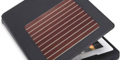 4 Solar Cases for iPhone / iPad