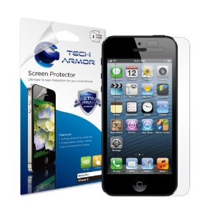5 Quality Screen Protectors for iPhone 5