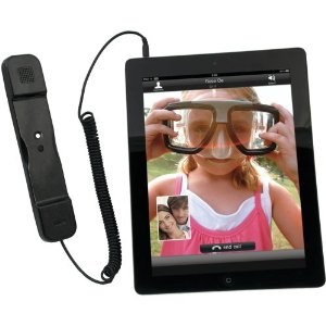 3 Cool Telephone Handsets for iPad