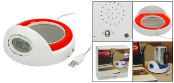 3 Cool USB Mug Warmers