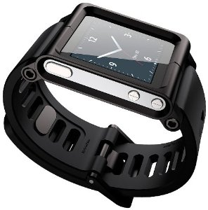 5 Cool Wrist Watch Straps for iPod Nano