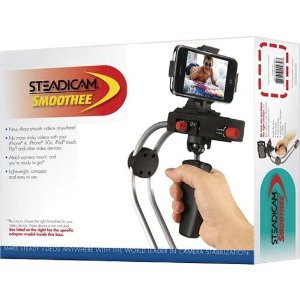 5 Cool Video Stabilizers for iPhone