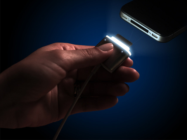 3 Cool illuminated Charger Cables for iPhone