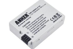 5 Quality Batteries for Canon T4i SLR
