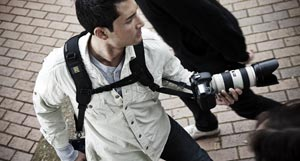 5 Cool Camera Harness Strap Systems For Photographers
