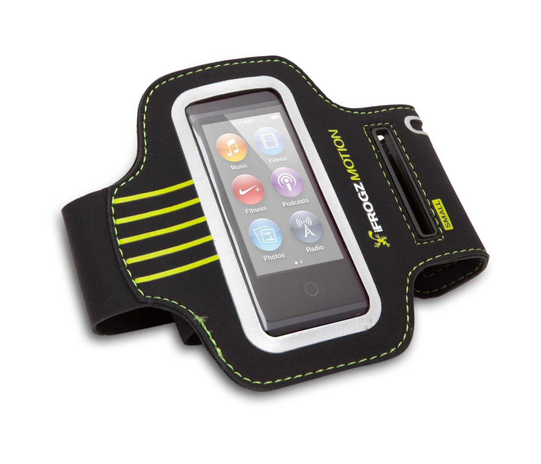 3 armbands for ipod nano 7g accessories lists. Black Bedroom Furniture Sets. Home Design Ideas