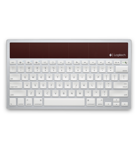 3 Solar Keyboards for Computers and iPads