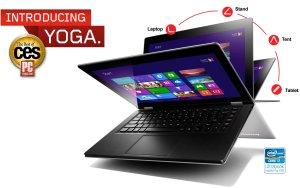 5 Essential Accessories for Lenovo IdeaPad Yoga 13
