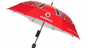 2 Solar Umbrellas for Smartphones and Tablets