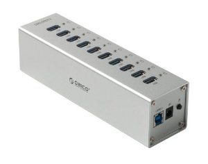 10-Port USB 3.0 Hubs for Your Computer