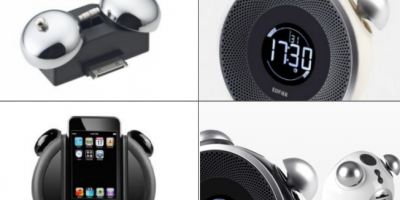 3 Double-Bell Alarm Clocks for iPhone