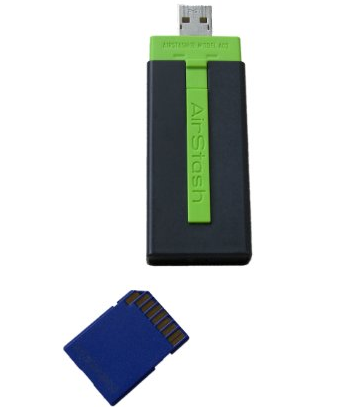 3 Wireless Flash Drives for iPad & Tablets