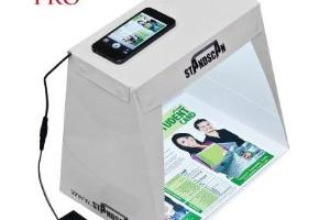3 Cool Portable Document & Book Scanners