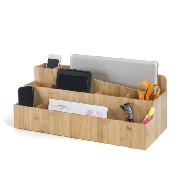 3 handy desktop organizers for tablets smartphones - Desk top organizers ...