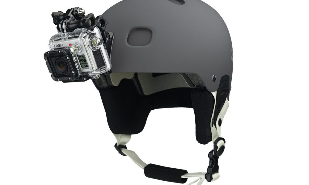 3 Cool GoPro Mounts for Skiing