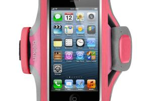 5 Sports Armbands for iPhone 5C and iPhone 5S