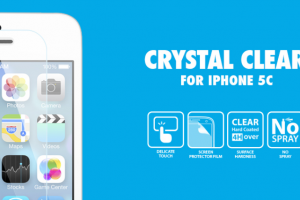 3 Screen Protectors for iPhone 5C
