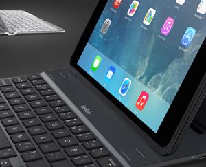 5 Premium iPad Air Keyboard Cases