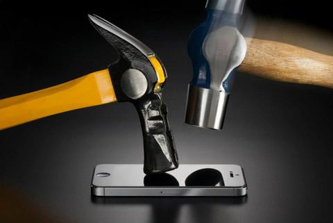 3 Impact Resistant Screen Protectors for iPhone / iPad