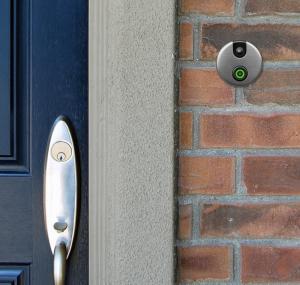 2 Smart Doorbells for iPhone & Android