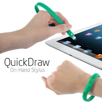 2 Bracelet Style Styluses for Smartphones and Tablets