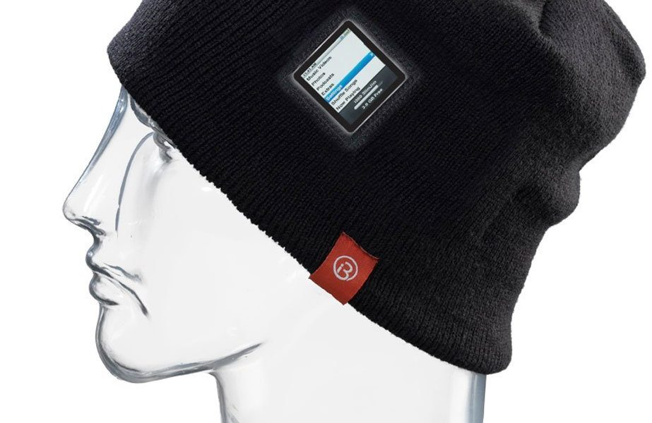 3 Beanies with Headphones for Winter