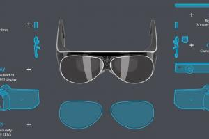 4 Awesome Augmented Reality Glasses for 2014
