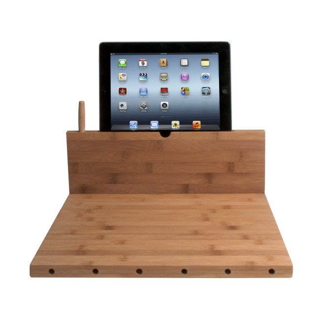 3 Ipad Cutting Board Holders For The Kitchen Accessories