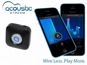 Acoustic Stream: Wireless Guitar Recorder, Streamer, …