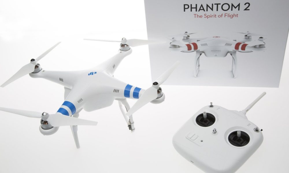 4 Essential Dji Phantom 2 Quadcopter Accessories
