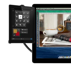 Twelve South HoverBar: Attach Your iPad Air to an iMac