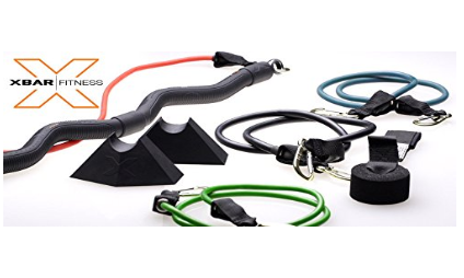 3 Accessories for XBAR Fitness System