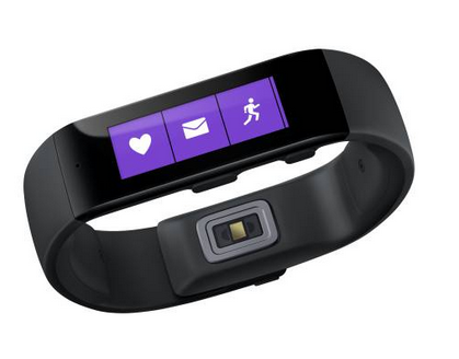 2 Screen Protectors for Microsoft Band
