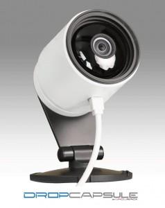 DropCapsule Pro Weather Resistant Housing for Dropcam Pro