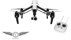 4 Carrying Cases for DJI 1 Inspire & Phantom Drones