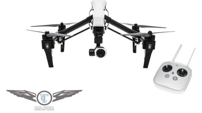 4 Carrying Cases for DJI 1 Inspire & Phantom Drones