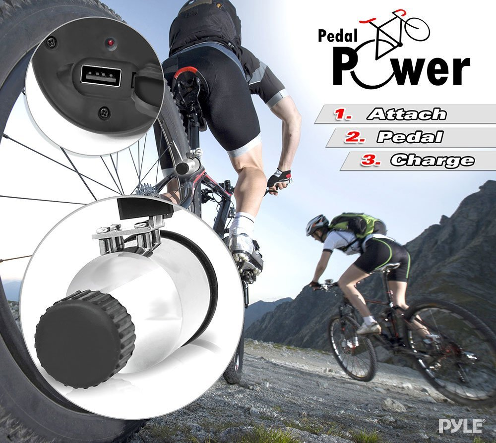Charge Your Smartphone with Pedal Power: 3 Chargers ...