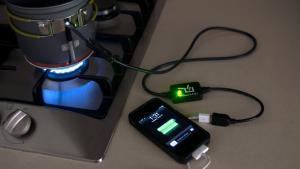 3 Campfire Chargers for Smartphones