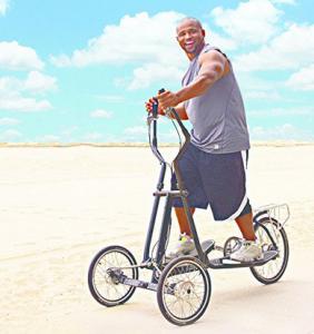 3 Accessories for StreetStrider Outdoor Elliptical Bike