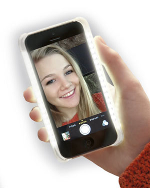 4 Selfie Cases for iPhone