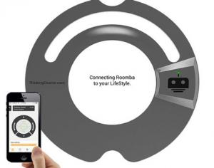 Thinking Cleaner: WiFi for Roomba Robots