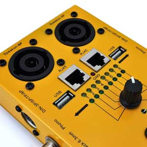 3 Audio and Network Cable Testers