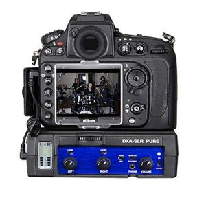 3 XLR Adapters for DSLR Video