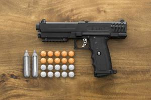 4 Accessories for SALT Self-Defense Gun