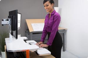 3 Electric Adjustable Standing Desks