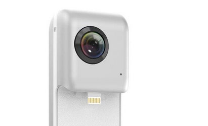 3 360-Degree Cameras for iPhone & Android Smartphones