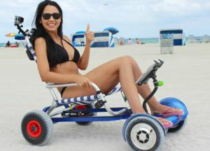3 Must see Hoverboard Seats and Karts