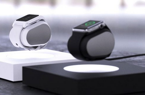 Lift Levitating Apple Watch & Pebble Charger